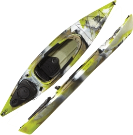 Field and stream eagle run fishing kayak for Field and stream fishing kayak