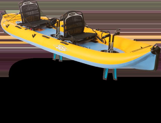Hobie kayaks mirage i14t fishing kayak for 2 seater fishing kayak