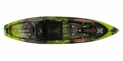 Perception Kayaks Pescador Pro 100