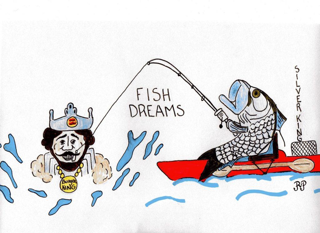 Fish Dreams by Paul Presson