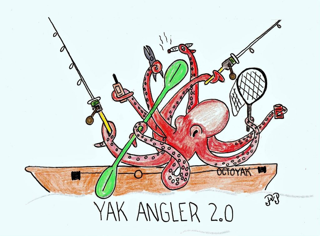 Yak Angler 2.0 by Paul Presson