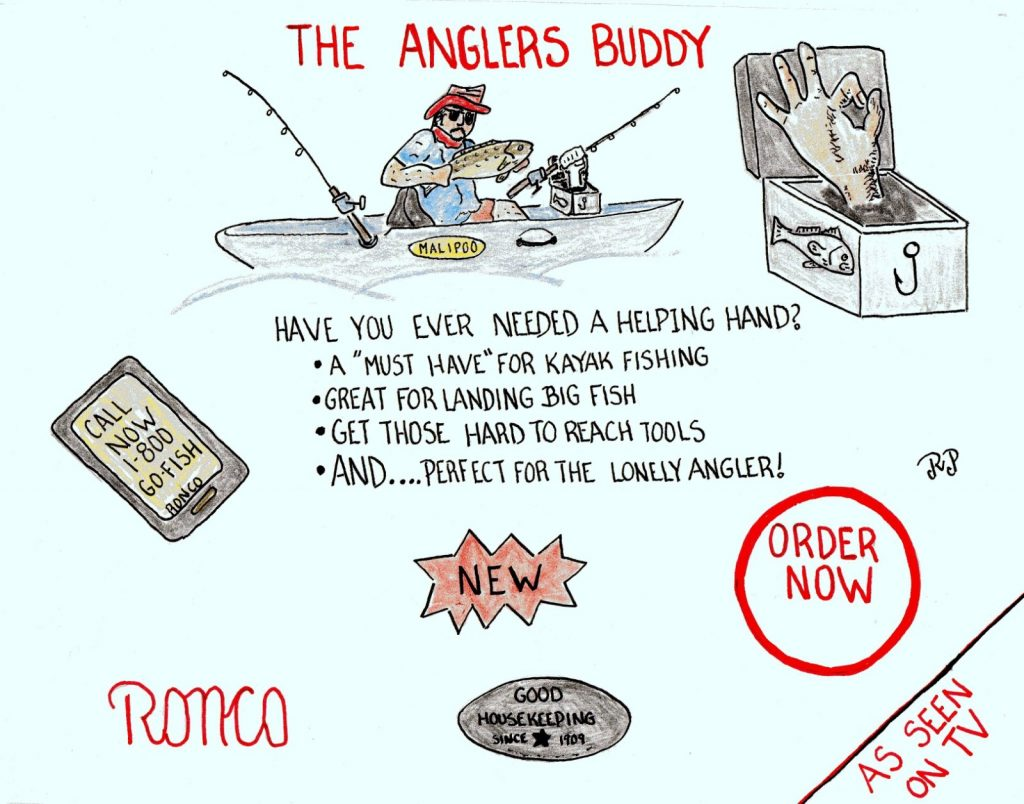 The Anglers Buddy by Paul Presson