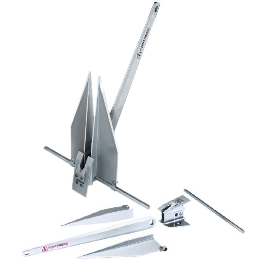 Fortress Anchors 4lb. Aluminum Anchor