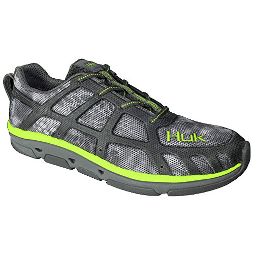 Huk Attack Lace Up Shoes, Kryptek Raid