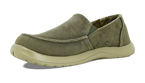 SoftScience Men's Frisco Canvas Boating Shoe