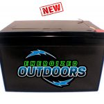 12V 16ah Energized Outdoors Lithium Battery