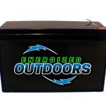 Energized Outdoors 12V 10AH Rechargeable Lithium Battery - LiFePO4