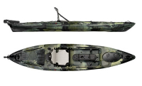 Vibe Kayaks Vibe Kayaks Sea Ghost 130