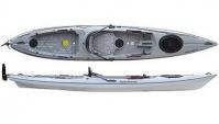 Hurricane Skimmer Angler DLX 116
